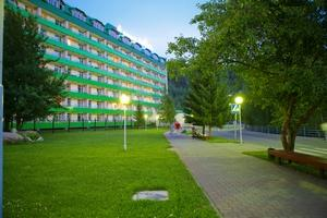 санатории белокурихи